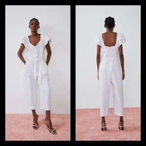 Flash sale! Zara jumpsuit